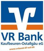 VR Bank Kaufbeuren-Ostallgäu eG SB-Geschäftsstelle Lechbruck